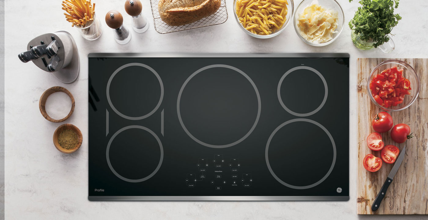 ELECTRIC COOKTOPS - HOME IMPROVEMENT OUTLET