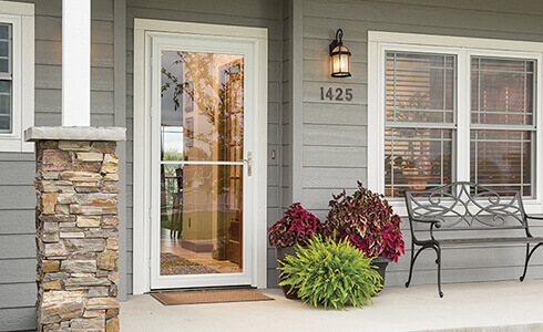 STORM & SCREEN DOORS - HOME IMPROVEMENT OUTLET