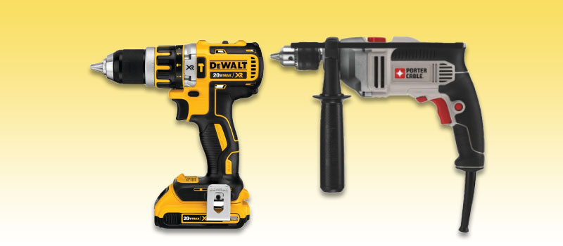 HAMMER DRILLS - HOME IMPROVEMENT OUTLET