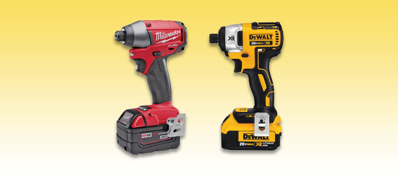 IMPACT DRIVER - HOME IMPROVEMENT OUTLET
