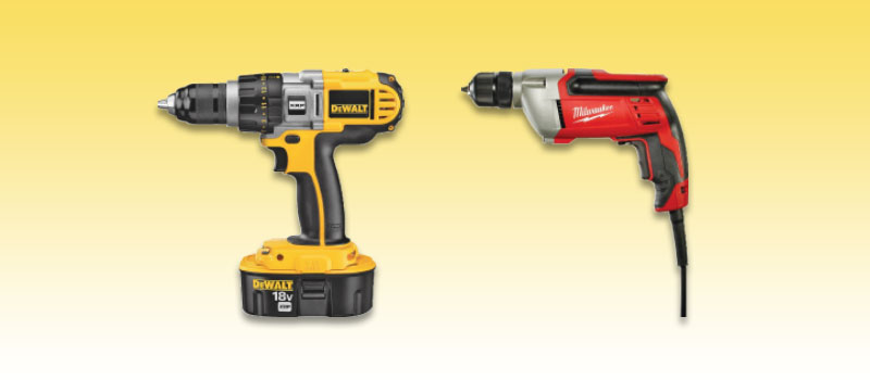 POWER DRILLS - HOME IMPROVEMENT OUTLET