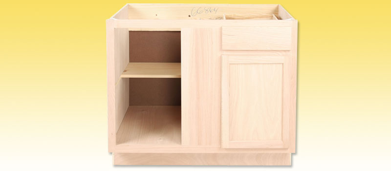 SACO UNFINISHED BASE CABINETS - HOME IMPROVEMENT OUTLET