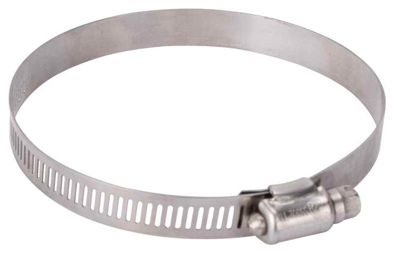 "HOSE CLAMP - PROSOURCE HCRSS56 INTERLOCKED 3-1/16"" - 4"" STAINLESS STEEL - HOME IMPROVEMENT OUTLET"