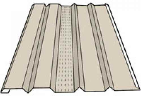 "SKIRTING CENTER VENT - SAND 11'8"" X 16"" - HOME IMPROVEMENT OUTLET"