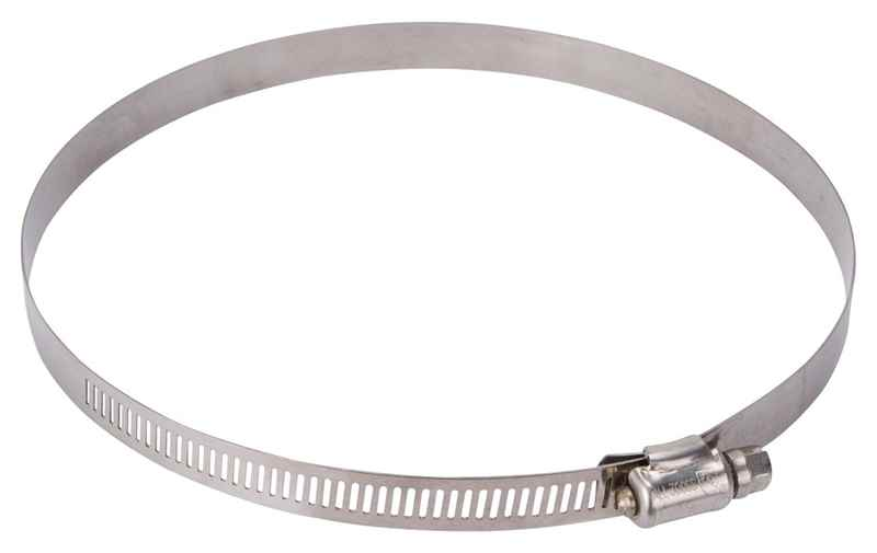 HOSE CLAMP SS #104/SS SCREW - HOME IMPROVEMENT OUTLET