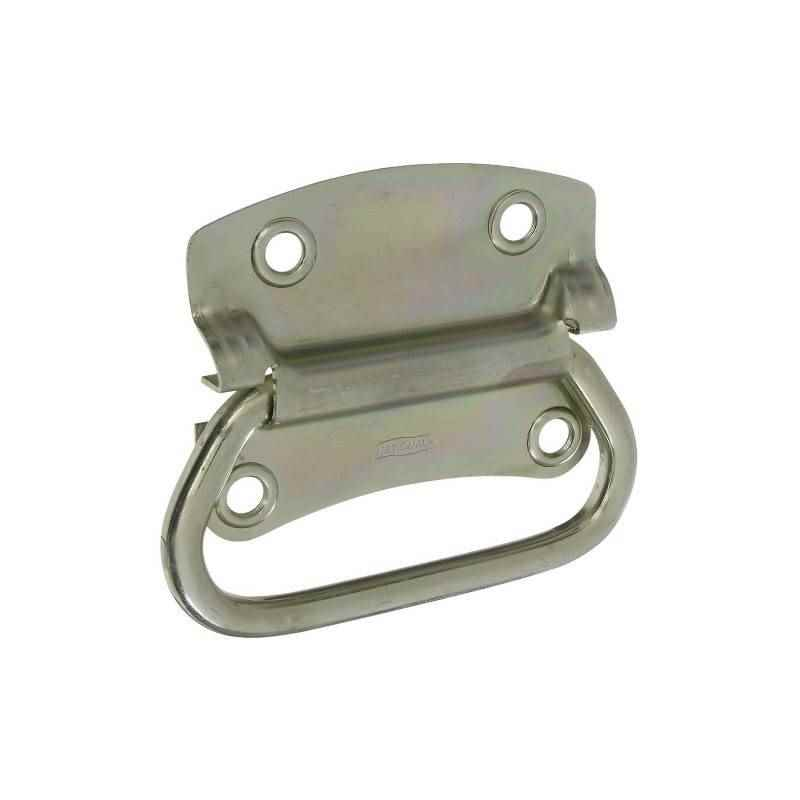 National Hardware - Chest Handle, V175 Series N117-002 200 lb Working Load Limit, Steel, Zinc - HOME IMPROVEMENT OUTLET
