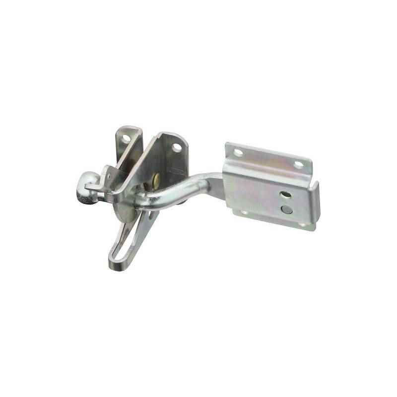 National Hardware - Self-Adjusting Latch, N342-618 / Steel, Zinc - HOME IMPROVEMENT OUTLET