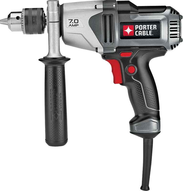 PC700D 7.0 AMP 1/2 CRD DRILL - HOME IMPROVEMENT OUTLET