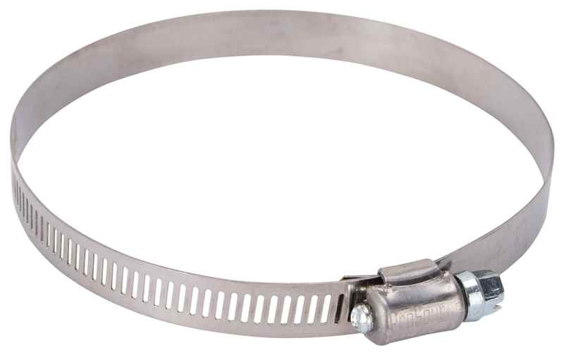 HOSE CLAMP SS #64/CARBON SCREW - HOME IMPROVEMENT OUTLET