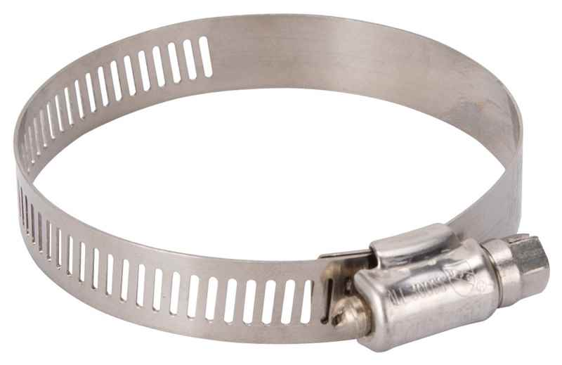 HOSE CLAMP SS #36/SS SCREW - HOME IMPROVEMENT OUTLET