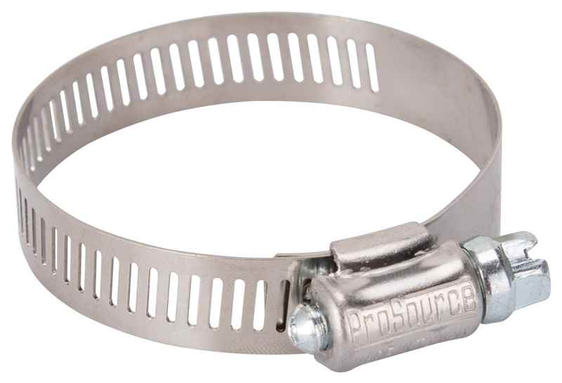HOSE CLAMP SS #28/CARBON SCREW - HOME IMPROVEMENT OUTLET