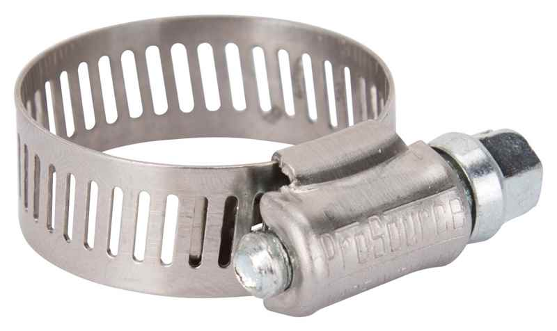 HOSE CLAMP SS #12/CARBON SCREW - HOME IMPROVEMENT OUTLET