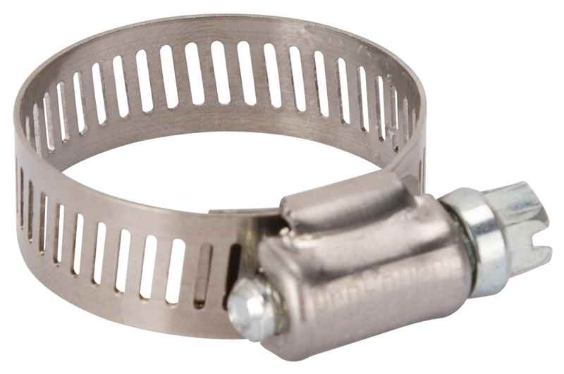 HOSE CLAMP SS #16/CARBON SCREW - HOME IMPROVEMENT OUTLET