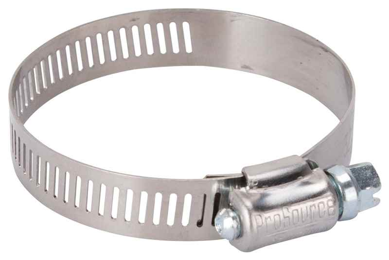 HOSE CLAMP SS #32/CARBON SCREW - HOME IMPROVEMENT OUTLET