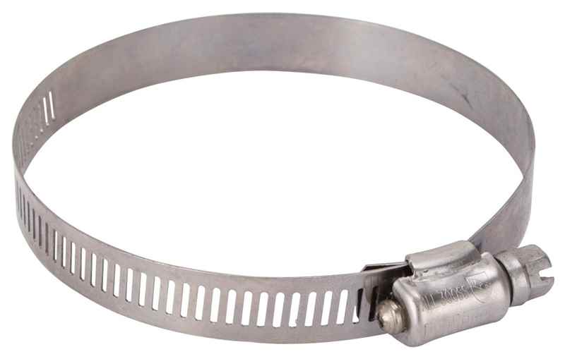 HOSE CLAMP SS #48/SS SCREW - HOME IMPROVEMENT OUTLET