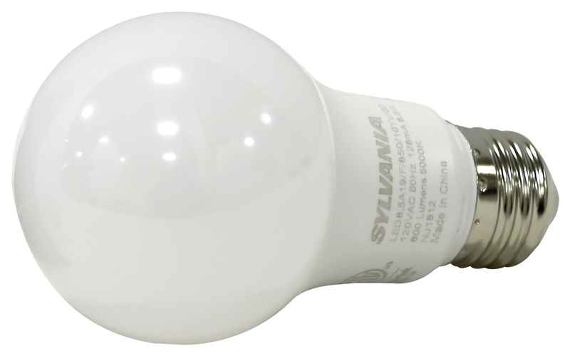 Main 3 - Bulb, 79284 LED 8.5W/60W A19 5k - HOME IMPROVEMENT OUTLET