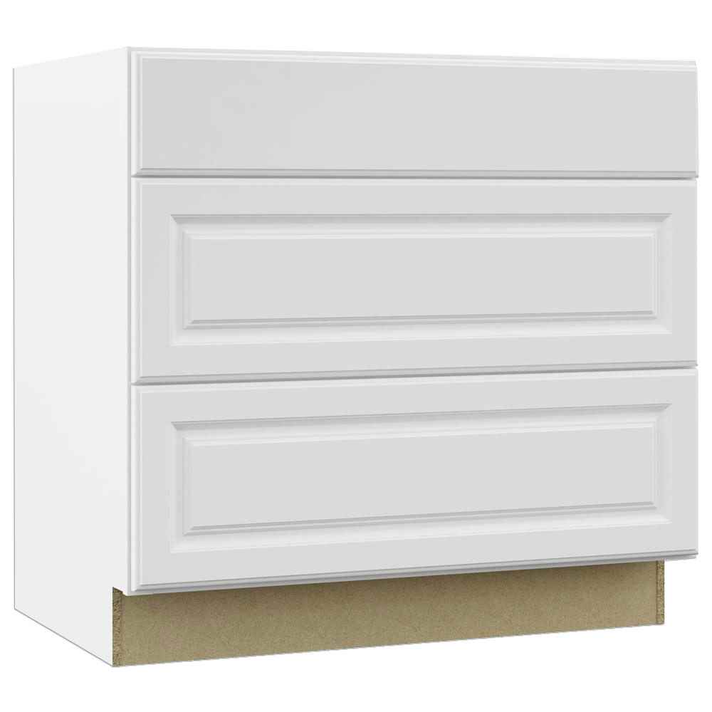Kitchen Base Cabinet Saco Pots Pan 3 Drawer Kitchen Base Cabinets The Home Improvement Outlet
