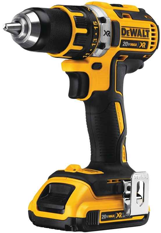 Main 1 - Drill, DEWALT DCD791D2/DCD790D2 20v Lithium-ion 1/2-inch  - HOME IMPROVEMENT OUTLET