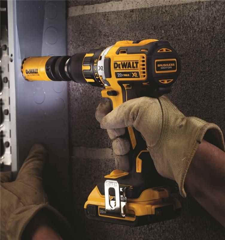 Main 5 - Drill, DEWALT DCD791D2/DCD790D2 20v Lithium-ion 1/2-inch  - HOME IMPROVEMENT OUTLET