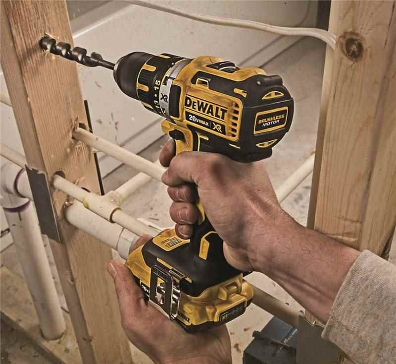 Main 3 - Drill, DEWALT DCD791D2/DCD790D2 20v Lithium-ion 1/2-inch  - HOME IMPROVEMENT OUTLET
