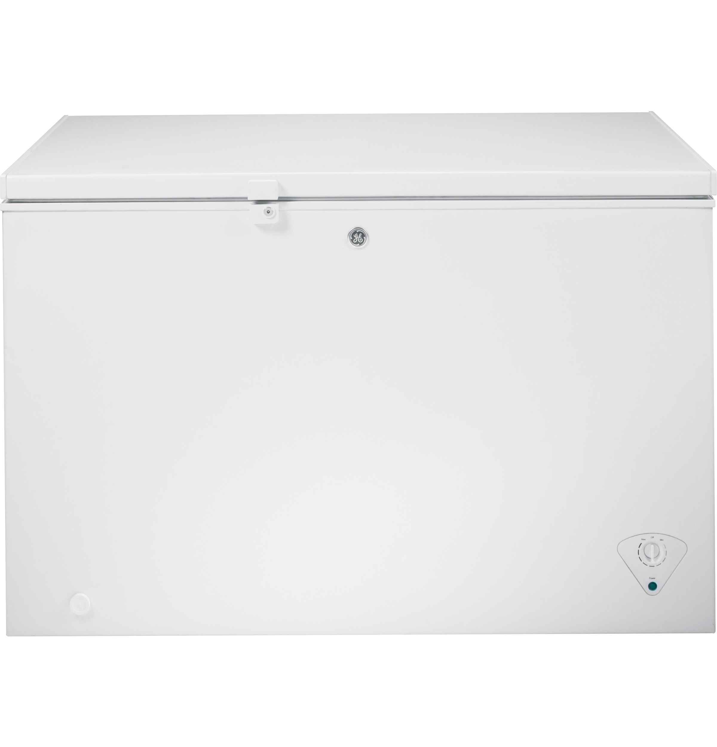 FREEZER - GE CHEST 10.6CF WHITE - HOME IMPROVEMENT OUTLET
