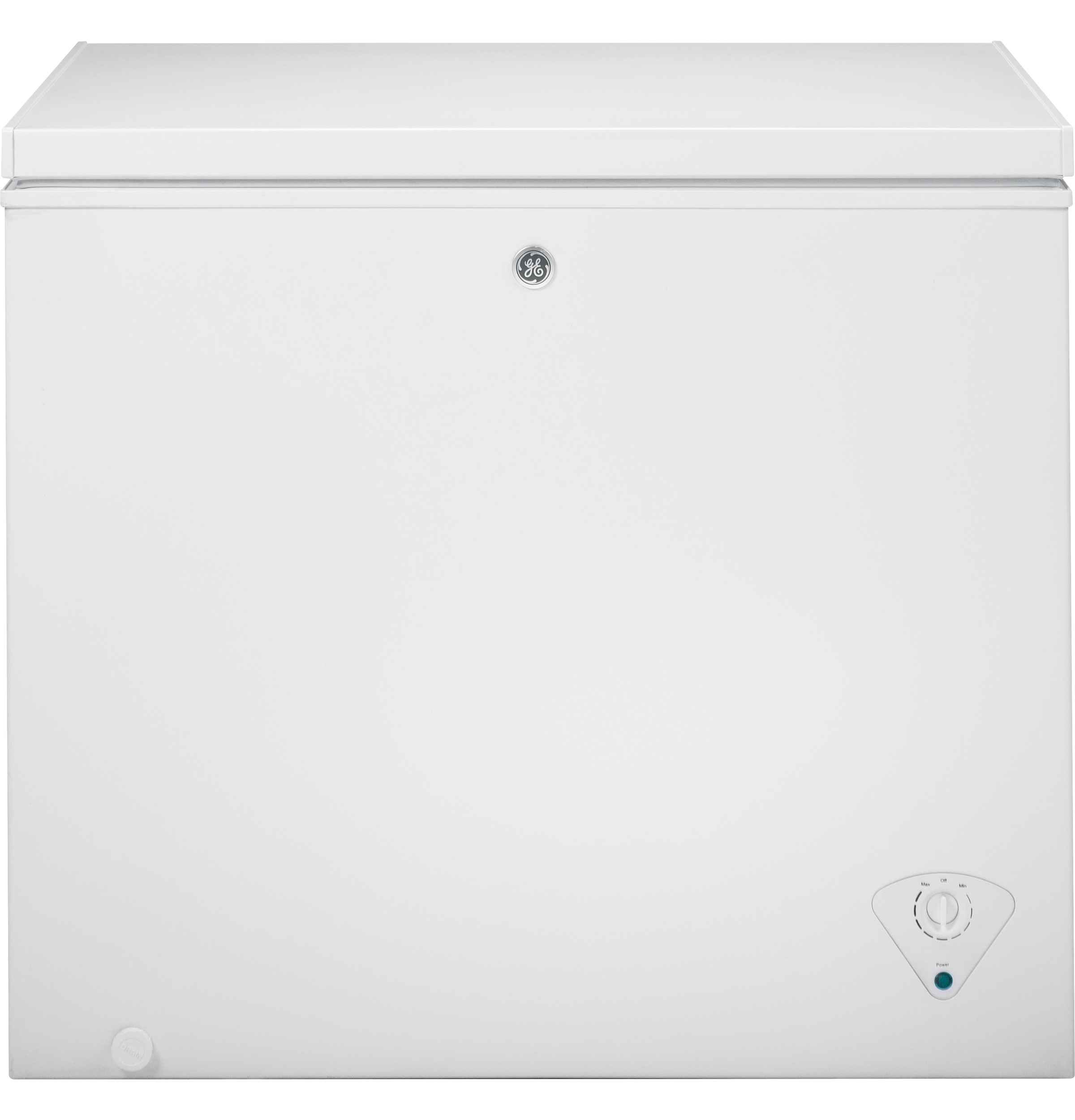 FREEZER - GE CHEST 7.0CF WHITE - HOME IMPROVEMENT OUTLET