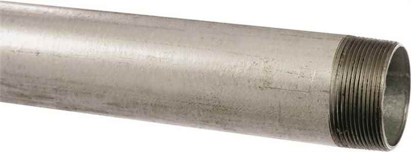 "PIPE GALVANIZED - 3/4""x21' THREADED - HOME IMPROVEMENT OUTLET"