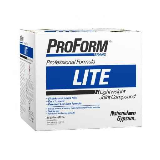 Preview 1 - Joint Compound, Proform Lite Blue Drywall Mud - HOME IMPROVEMENT OUTLET