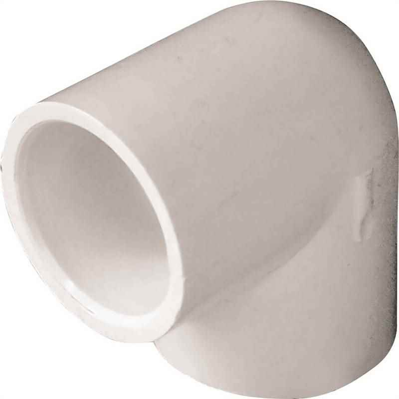 "PVC - 3/4"" ELBOW 90 DEGREE SCH 40 - HOME IMPROVEMENT OUTLET"