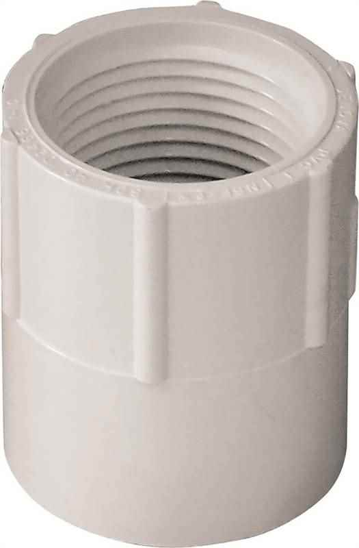 "PVC - 3/4"" FEMALE ADAPTER - HOME IMPROVEMENT OUTLET"