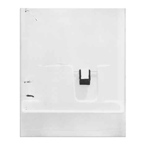 BATHTUB/SHOWER - ATLANTIS 60x31 LH WHITE - HOME IMPROVEMENT OUTLET
