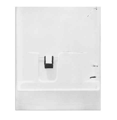 BATHTUB/SHOWER - ATLANTIS 60x31 RH WHITE - HOME IMPROVEMENT OUTLET