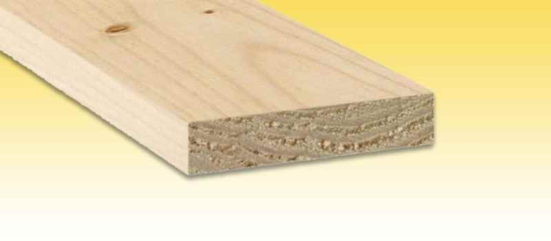 Main 1 - 1-in x 6-in x 16-ft C & Better Grade Yellow Pine Boards - HOME IMPROVEMENT OUTLET