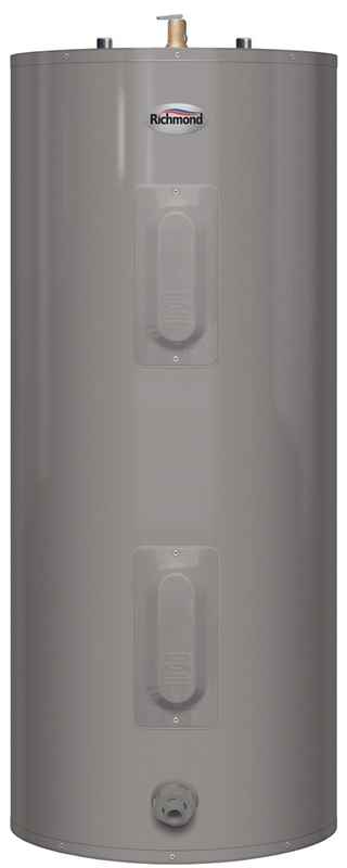 WATER HEATER - ELECTRIC 40GL RICHMOND/RHEEM MED SE/6YR 240V - HOME IMPROVEMENT OUTLET