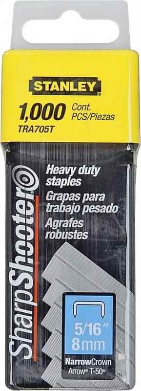 STAPLE 5/16IN HVY DUTY BX1000 - HOME IMPROVEMENT OUTLET