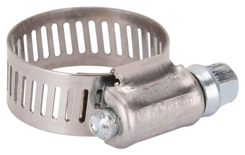"HOSE CLAMP - PROSOURCE HCRAN10 INTERLOCKED 1/2"" - 1-1/8"" STAINLESS STEEL - HOME IMPROVEMENT OUTLET"