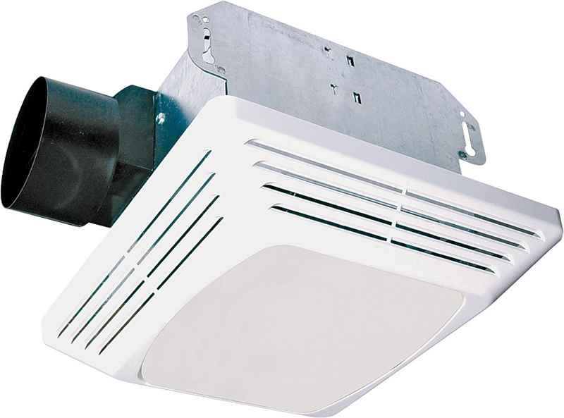 BATH FAN - ASLC50 FAN/LGHT COMBO 50CFM - HOME IMPROVEMENT OUTLET