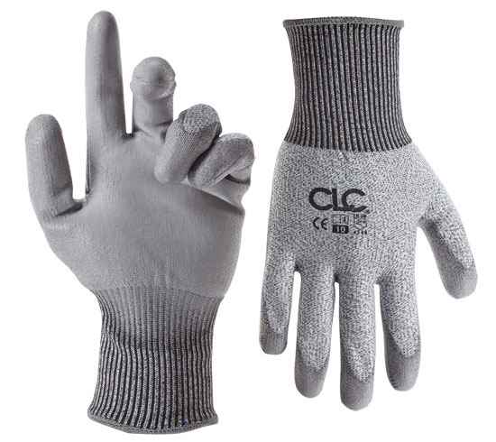 GLOVES - CUT RESISTANT POLY DIP XLARGE - HOME IMPROVEMENT OUTLET
