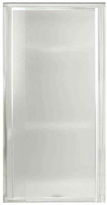 "SHOWER DOOR - 36"" VISTA PIVOT SILVER - HOME IMPROVEMENT OUTLET"