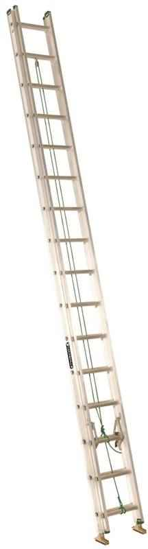EXT LADDER - 32' ALUMN TYPE II 225LB - HOME IMPROVEMENT OUTLET